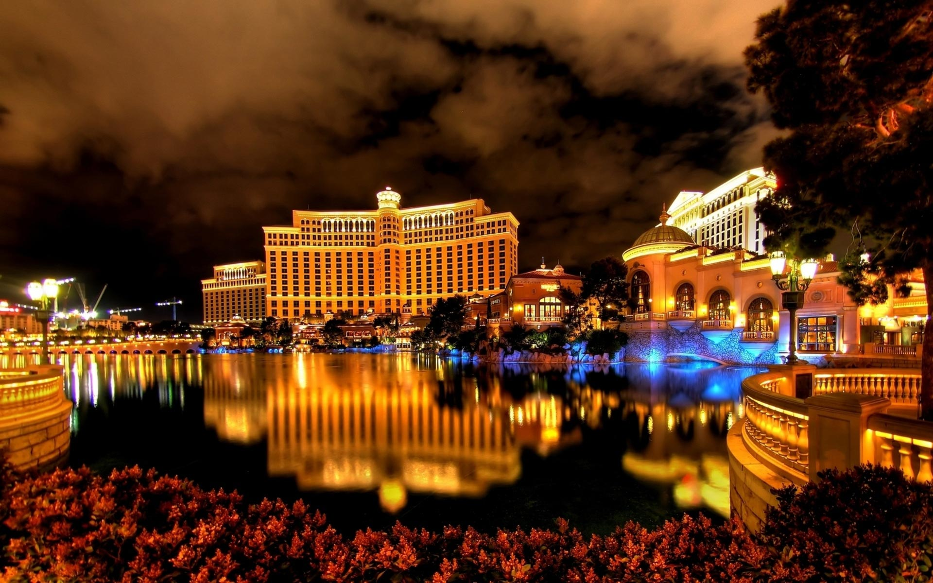 beautiful SEO of the Bellagio in Las Vegas, Nevada